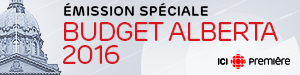 Budget Alberta 2016 : �mission sp�ciale