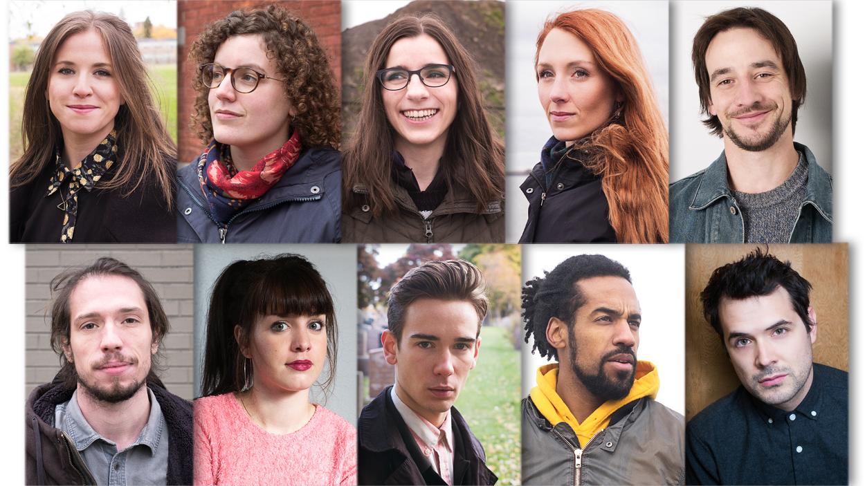 10 jeunes auteurs à surveiller: les choix de Marie-Louise Arsenault