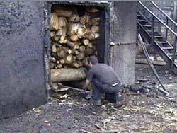 La semaine verte for Fabrication charbon de bois