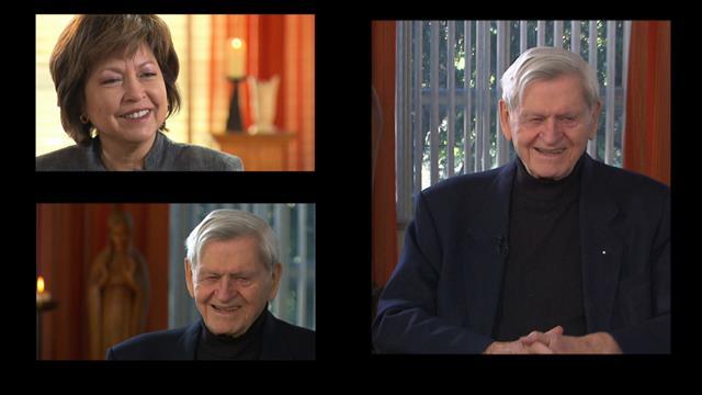 Le bonheur selon le père Benoît Lacroix