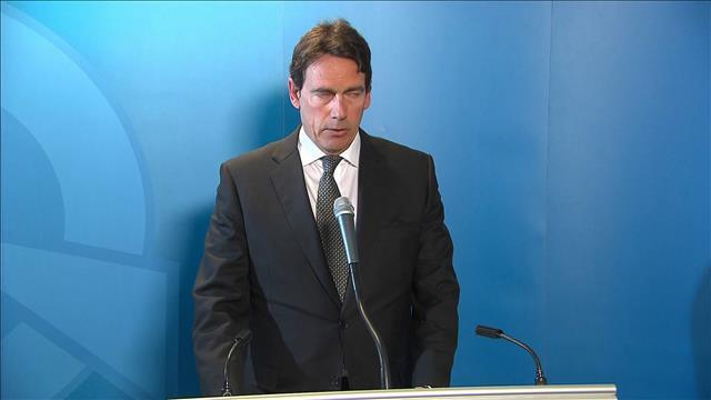 Pierre Karl Péladeau annonce qu'il quitte la politique