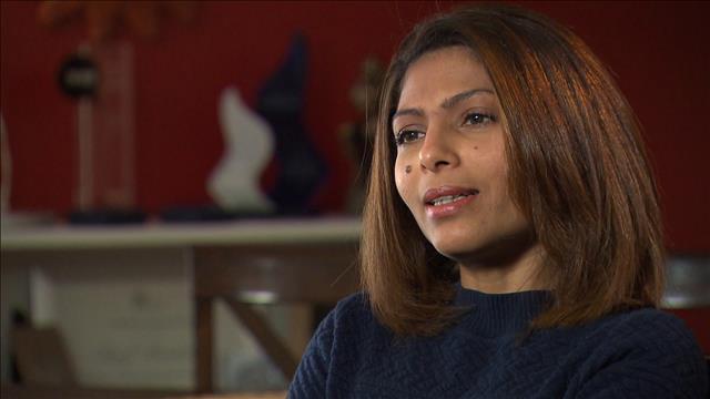 Le combat d'Ensaf Haidar, conjointe de Raif Badawi