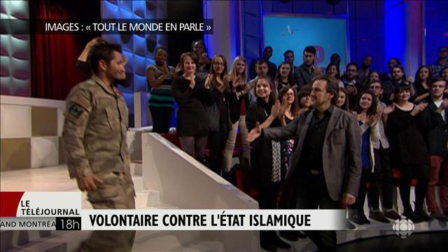 Volontaire contre l'État islamique
