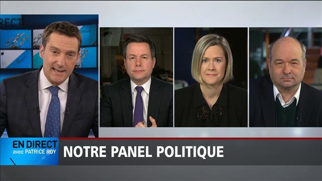 Notre panel politique du jeudi 4 février