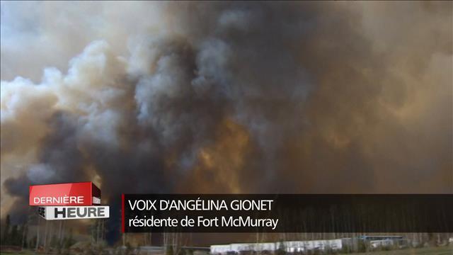 Évacuations à Fort McMurray : des témoignages