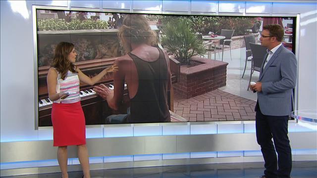 L'histoire d'un pianiste sans-abri