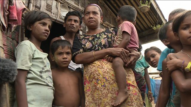 Les Rohingyas, une minorité persécutée