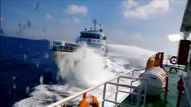 Les ravages méconnus de la bataille en mer de Chine méridionale