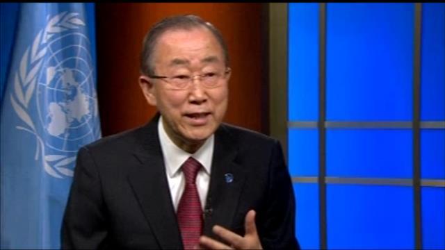 Le mandat de Ban Ki-moon s'achève