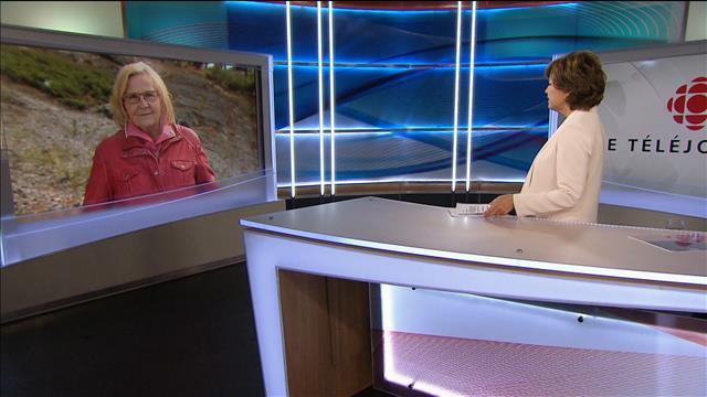 Entrevue de Céline Galipeau avec Marie Wilson