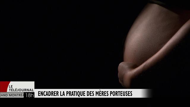 Encadrer la pratique des mères porteuses
