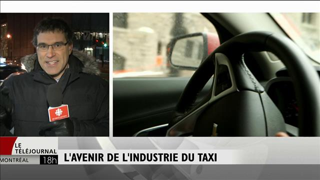 L'avenir de l'industrie du taxi