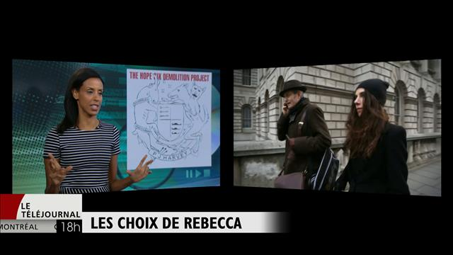 Les choix de Rebecca