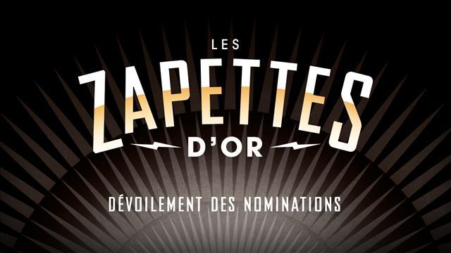Visionner Dévoilement des nominations - Zapettes d'or 2014