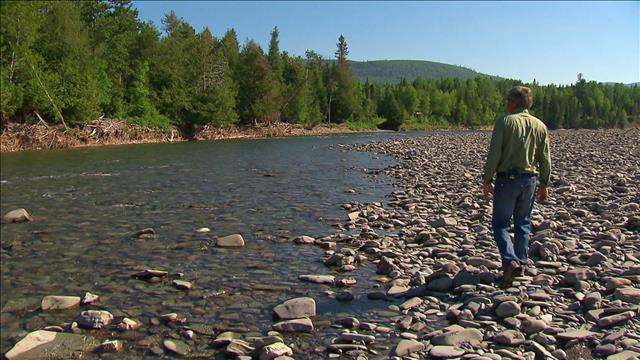 Les rivières à saumon du Québec