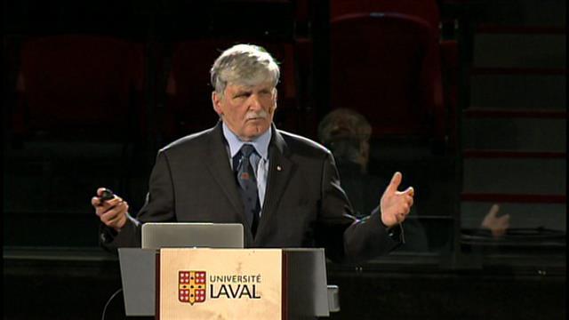 Roméo Dallaire : Prévenir une catastrophe humanitaire