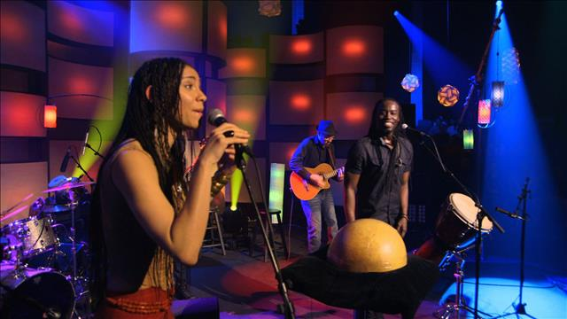 Performance : Mamselle Ruiz et Karim Diouf