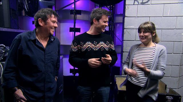 Entrevue : Laurence Hélie et Lennie Gallant