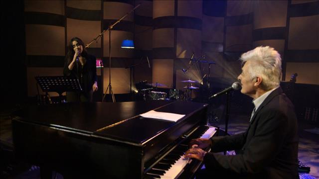 Performance : Daniel Lavoie et Sarah Dugas