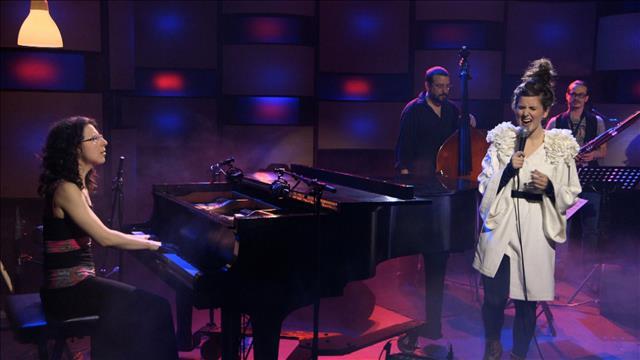 Performance : Marianne Trudel et Klô Pelgag