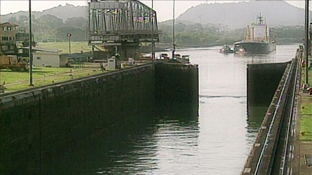 Les 100ans du canal de Panama (2014-12-01)
