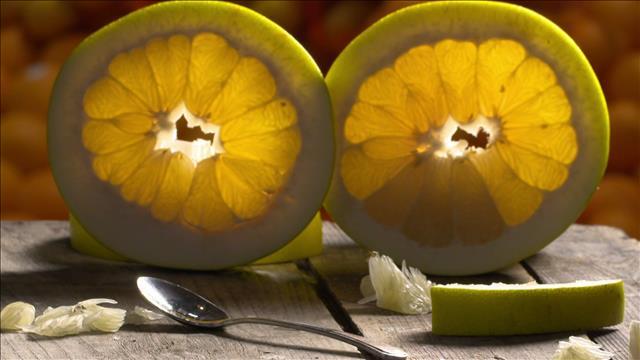 Produit vedette: Le pomelo