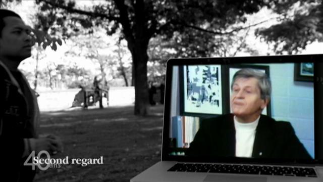Capsule 40 ans de Second regard - Benoît Lacroix