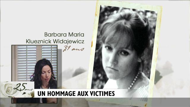 Hommage aux victimes de Polytechnique