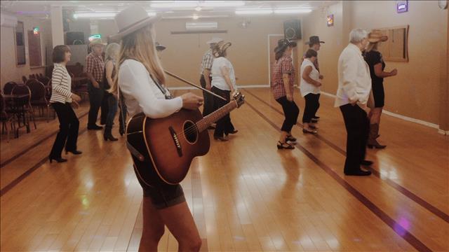 Sylvia au Centre de danse Jacques Duval