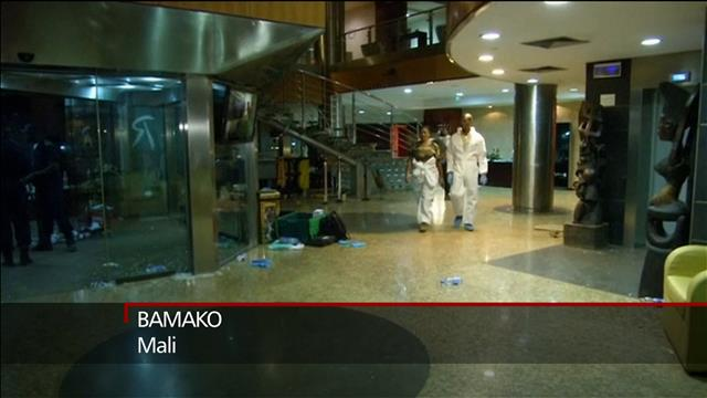 Étatd' urgence au Mali