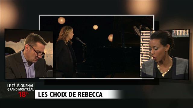 Les choix musicaux de Rebecca Makonnen