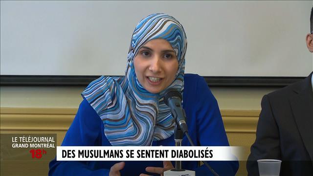 Des musulmans prennent la parole : reportage de Philippe-Antoine Saulnier
