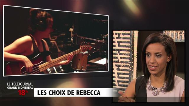 Les choix de Rebecca du 20 février