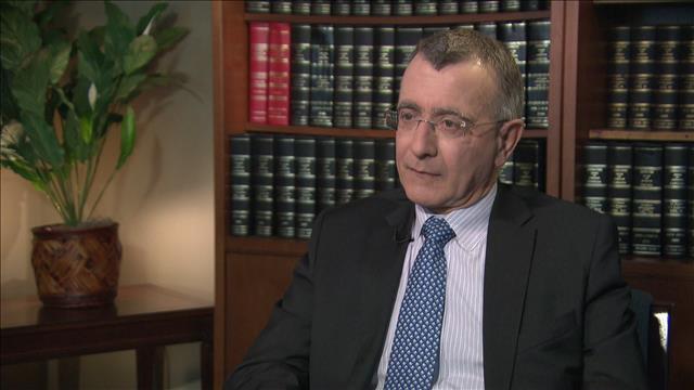 Entrevue avec l'ambassadeur Nicolas Chapuis