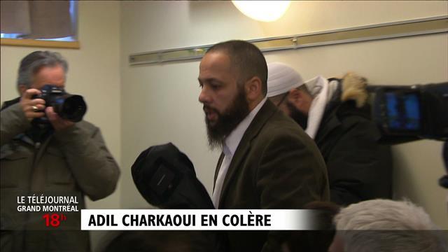 Charkaoui en colère : reportage de Louis-Philippe Ouimet