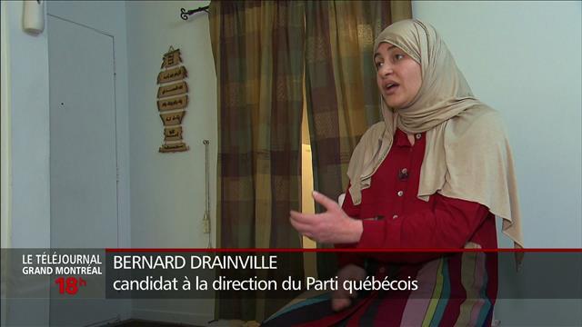 Malaise concernant le refus du hijab en cour : reportage de Normand Grondin