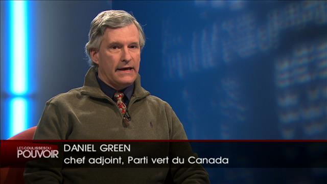 Entrevue avec Daniel Green