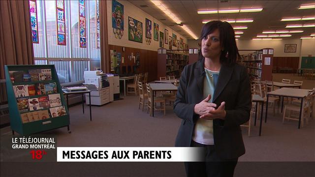 Des élèves surveillés grâce à Internet : reportage de Marie-Ève Maheu