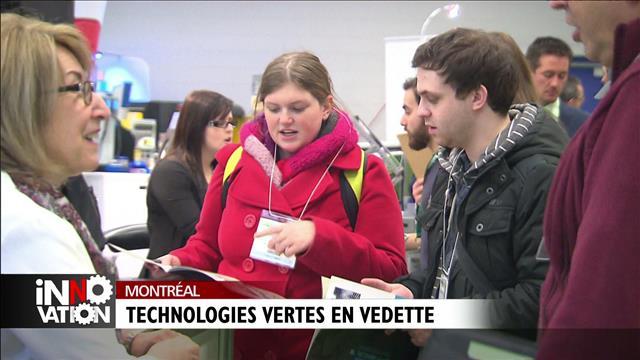 Americana, salon des technologies vertes : reportage de Philippe Leblanc