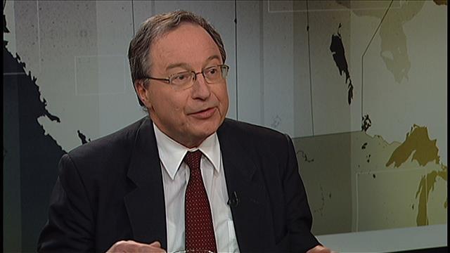 Entrevue avec l'ambassadeur Rafael Barak