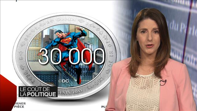 Combien rapportent les monnaies de collection ?