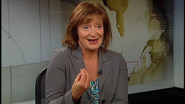 Entrevue avec la commissaire Suzanne Legault
