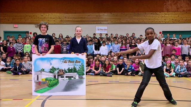 <em>Danse</em> de Tal - École Au Petit Bois