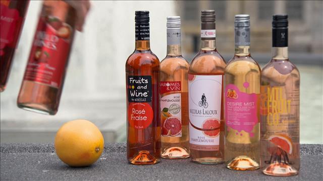 Les vins aromatisés