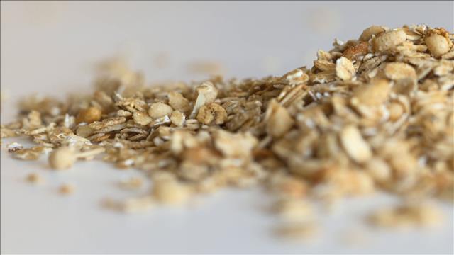 Des céréales pleines de protéines