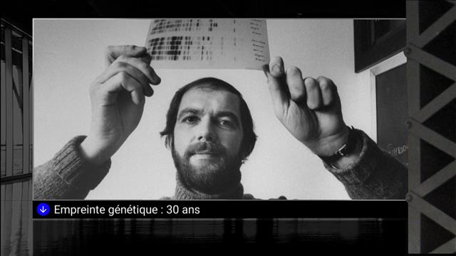 Aide-mémoire: Empreinte   génétique, 30 ans