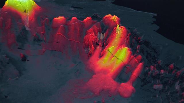 Volcan des abysses