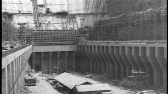 Aide-mémoire: Barrage Hoover, 80 ans