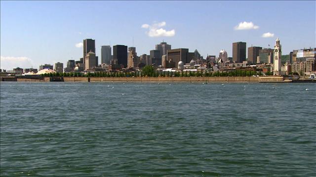 Le fleuve - Montréal, partie 1