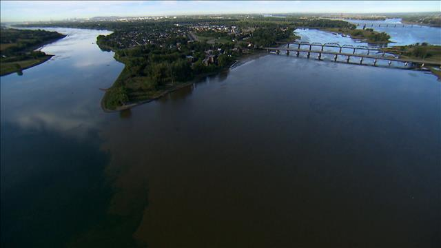 Le fleuve - Montréal, partie 2
